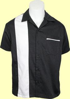 Stilren Rockabilly skjorta