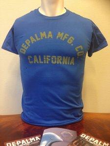 California t-shirt DePalma