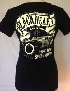 Hotrod t-shirt från Black Heart