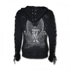 Enslaved Angel - glitter hood
