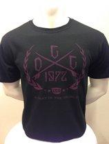 Laurel Crown T-shirt svart