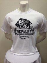 Buffalo T-shirt vit