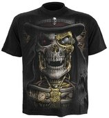 Steam punk reaper herr T-shirt
