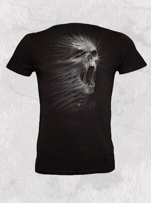 Cast Out - Fitted T-shirt
