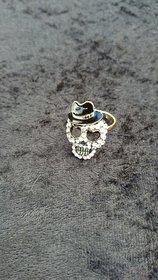 Tuff Skull Ring